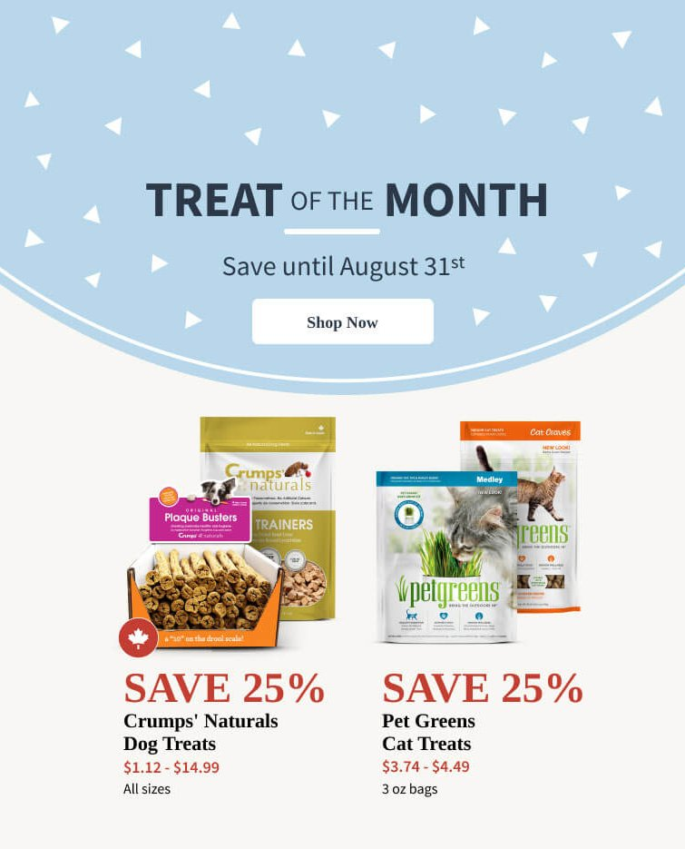 Treat of the Month